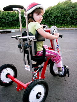 Bikes For Special Needs Children Isabella Wilson